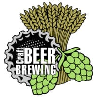 Hops designed Craft Beer Pin